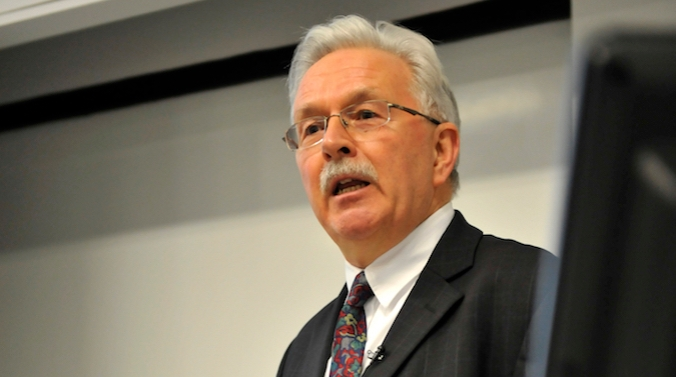 David Hulme, Global Development Seminar Series, University of Manchester